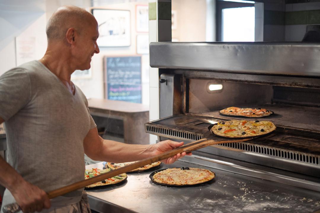 PIZZA A EMPORTER FAVERGES